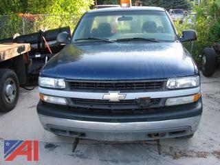 2001 Chevrolet K1500 Pickup