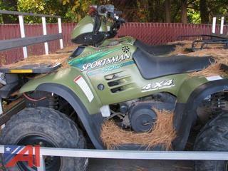 1996 Polaris Sportsman 500 ATV