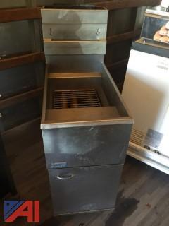 Pitco Frialator Gas Fryer