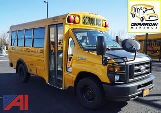 2009 Ford E350 Girardin Mini School Bus