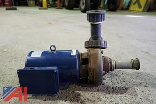 Century Electric Pump Motor