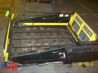 2005 Braun Wheel Chair Lift