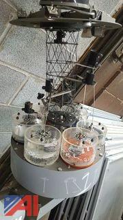 Spitz Space Systems Planetarium Display