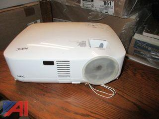 Large Lot of Printers, Projectors & More