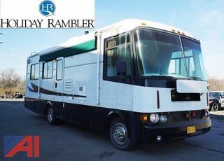 2003 Holiday Rambler Traveler 30PBS 30' Motorhome/RV