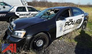 2012 Chevy Caprice 4 Door Police Interceptor/25