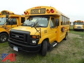 2008 Ford E450 School Bus