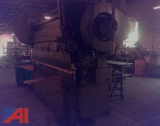 Cincinnati 90 Ton Press Brake
