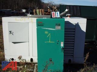 Onan 80KW Generator