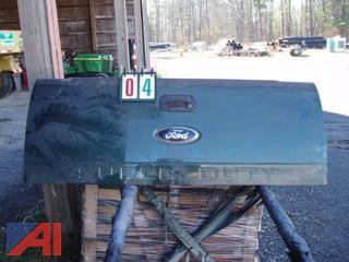 Ford Tailgate-Dark Green