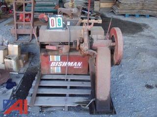 Bishman 931-A Truck Tire Changer