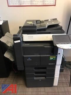 Konica Minolta BizHub 501 Copier Printer Scanner & Networking Machine