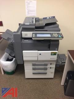 Konica Minolta BizHub 500 Copier Printer Scanner & Networking Machine