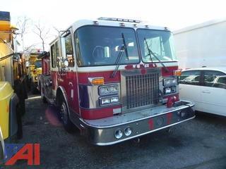 1998 Spartan Advantage Fire Truck