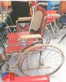 Wheelchair, Nurse Beds, Scale, Eye Chart