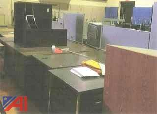 Tables, Bookshelf, Desks