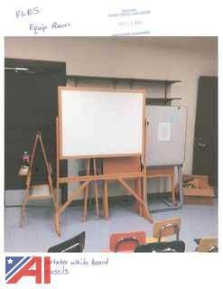 Bulletin Boards, White Board, Easels