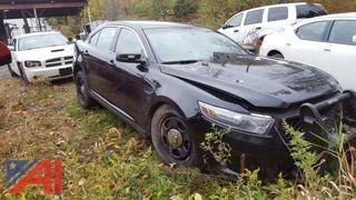 2013 Ford Taurus/Police Interceptor Sedan 4DSD