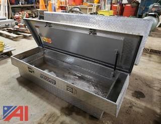 Aluminum Diamond Plate Truck Box