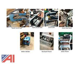 Lot of Power Tools-PARTS