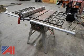 """Ridgid TS2424-1 10"""" Table Saw"""