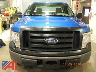 2010 Ford F150 XL Pick Up