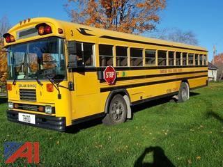 1997 GM Bluebird TC2000 Bus
