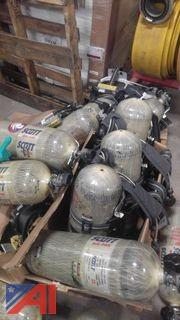 (10) SCBA and (21) Bottles