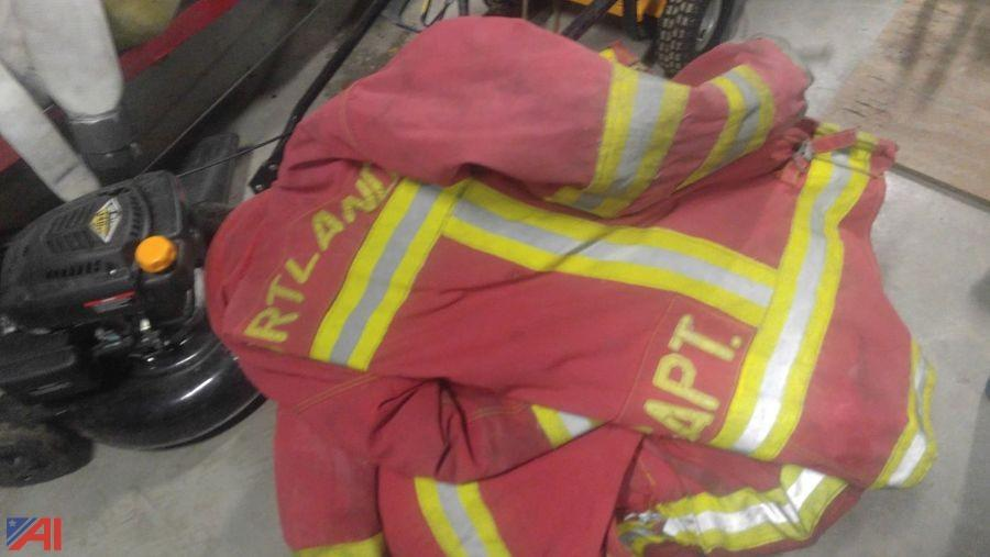 Auctions International - Auction: Cortland FD #9791 ITEM: (2