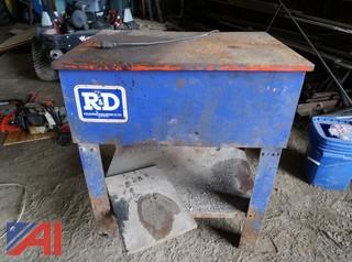 R & D Parts Washer