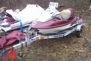 2000 Kawasaki 1100 STX DI Jet Ski