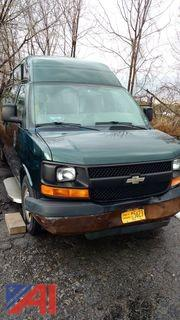 2006 Chevy Express Van