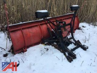 (3) Misc Plow Units