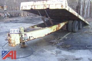 1987 Interstate TDT 20 20 Ton Tilt Deck E#4285