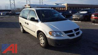 2007 Dodge Grand Caravan Mini Van