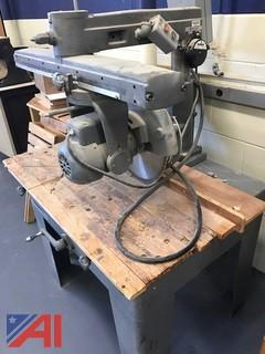 Rockwell Radial Arm Saw