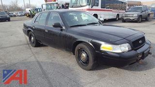 2008 Ford Crown Victoria/Police Interceptor 4DSD