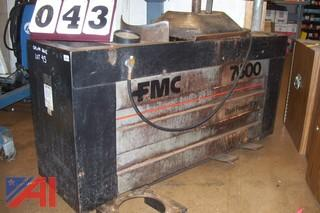 FMC Tire Machine