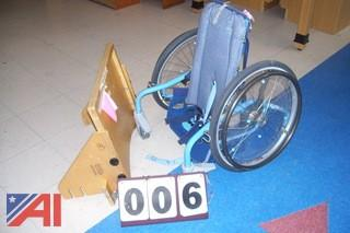 Large Lot of Therapy and Sports Equipment and More