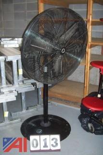 Dayton Pedestal Fan