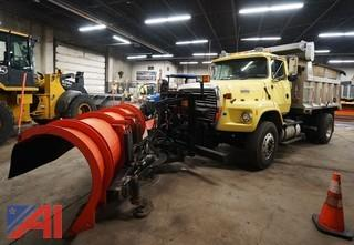 1995 Ford LS9000 Plow & Dump Truck with Spreader