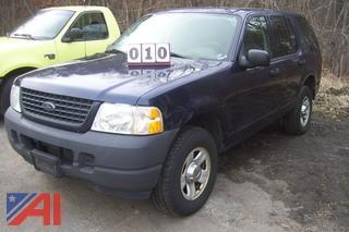 2003 Ford Explorer E# 280175