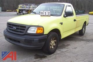 2004 Ford F150 4x2 Pickup E#34943