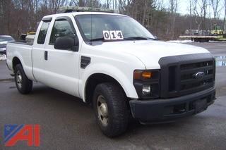 2008 Ford F250 4x2 Pickup E#35805
