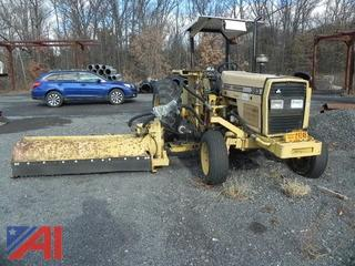 1991 Massey Ferguson 383 Tractor w/ Mower