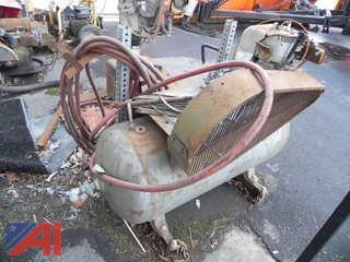 Dayton Speedaire Tank Mounted Air Compressor
