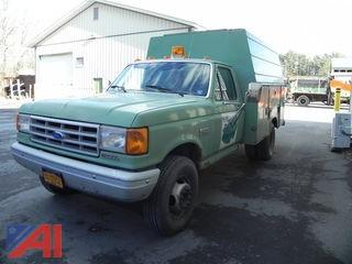 1991 Ford F450