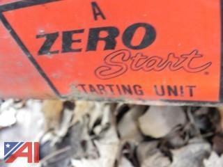 Zero Start Gas Battery Charger