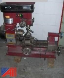 Northern Hydraulics Multi-Purpose Machine