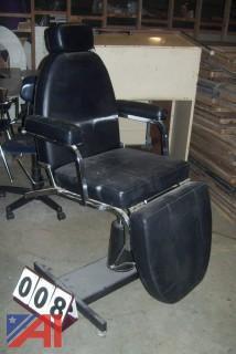 Hydraulic Facial Chair
